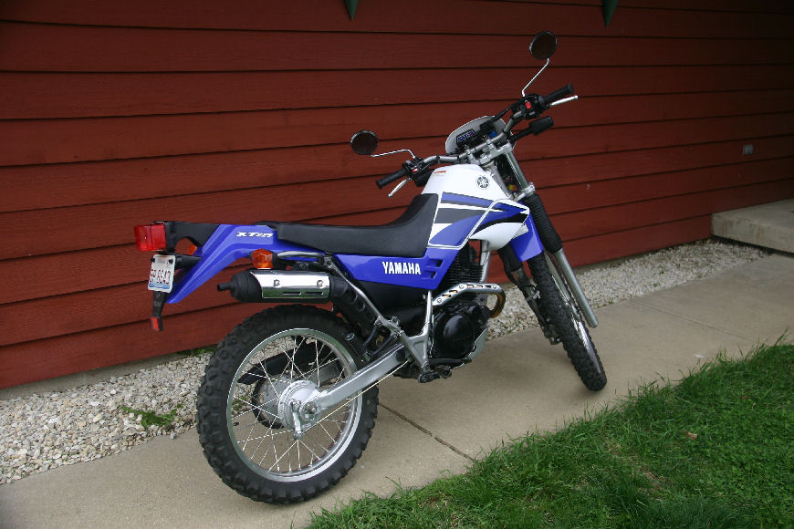 For Sale: 2007 Yamaha XT 225